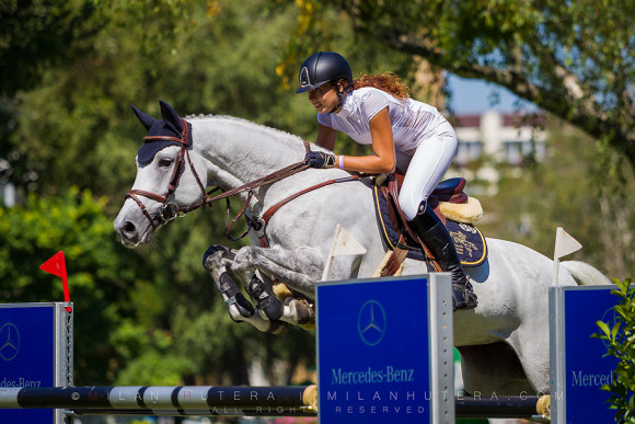 White Horse, White Rider