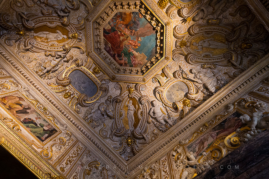 Doge's Palace Ceiling