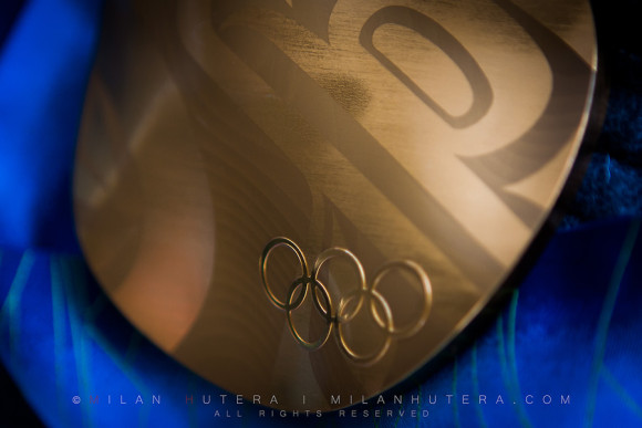 Anastasia's First Olympic Gold