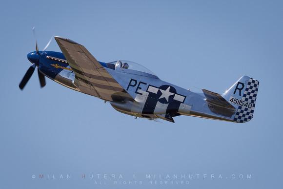 "P-51 Mustang ""Excalibur"""