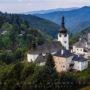 Spania Dolina Morning, Slovakia