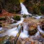Autumn at Kraliky Waterfall