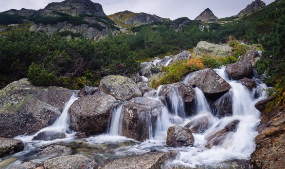 High Flow In High Tatras