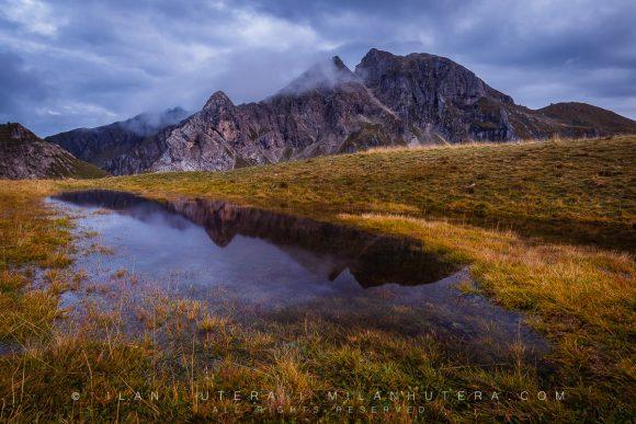 Mondeval Marsh, Dolomites, Italy