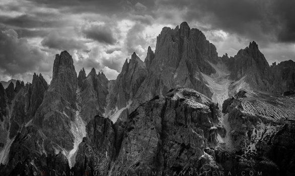 Dark Towers - Cadini di Misurina, Dolomites, Italy