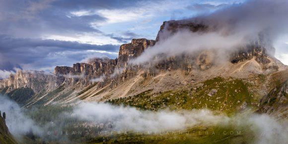 Mondeval Mysteries, Dolomites, Italy